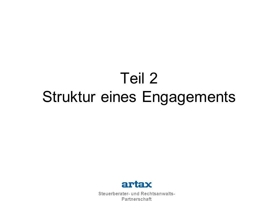Teil 2 Struktur eines Engagements