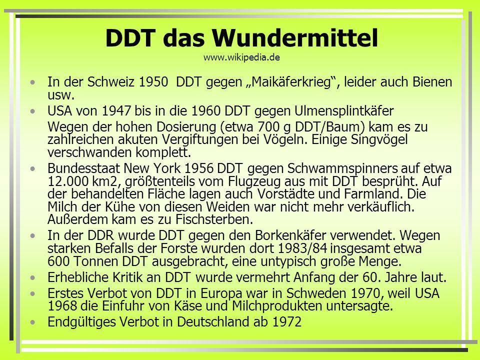 DDT das Wundermittel www.wikipedia.de