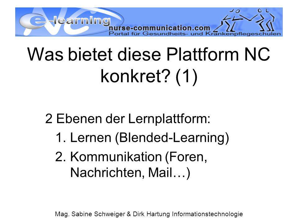 Was bietet diese Plattform NC konkret (1)