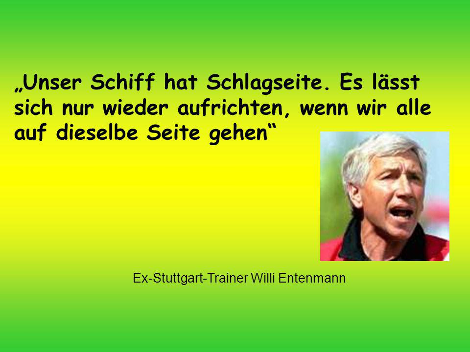 Ex-Stuttgart-Trainer Willi Entenmann