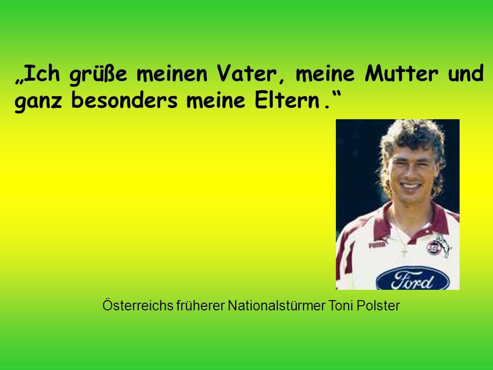 Österreichs früherer Nationalstürmer Toni Polster