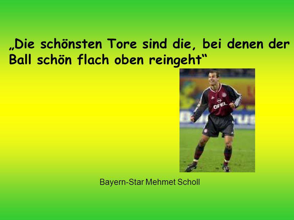 Bayern-Star Mehmet Scholl