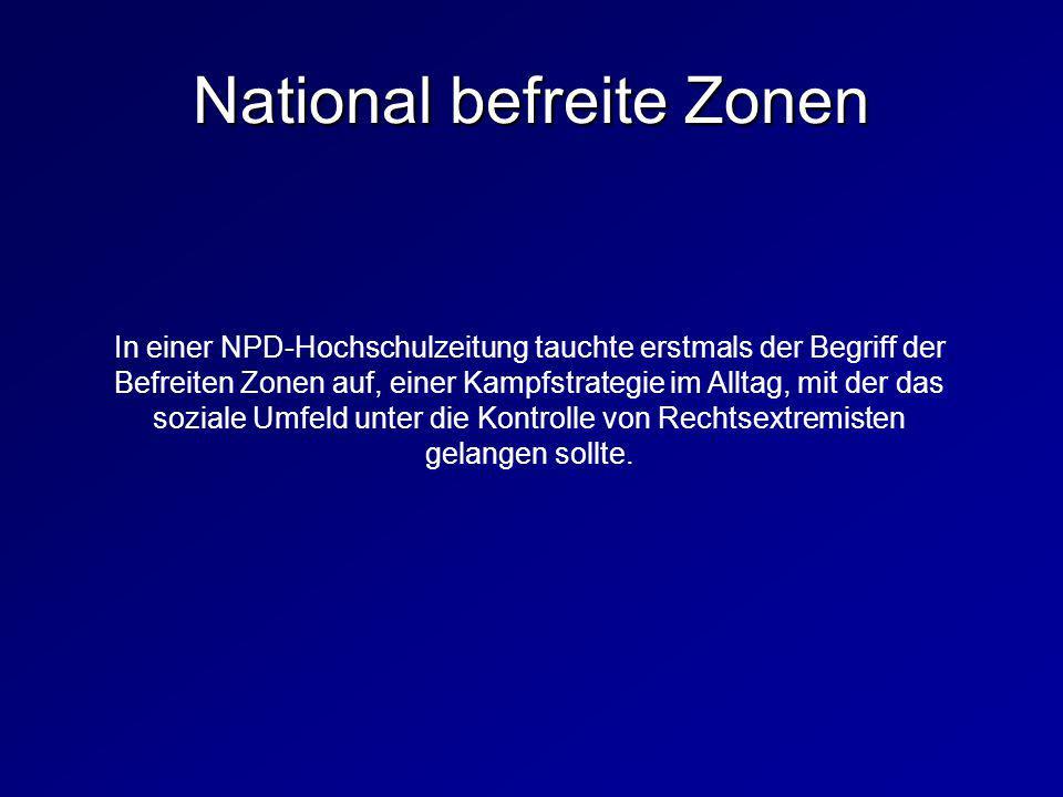 National befreite Zonen