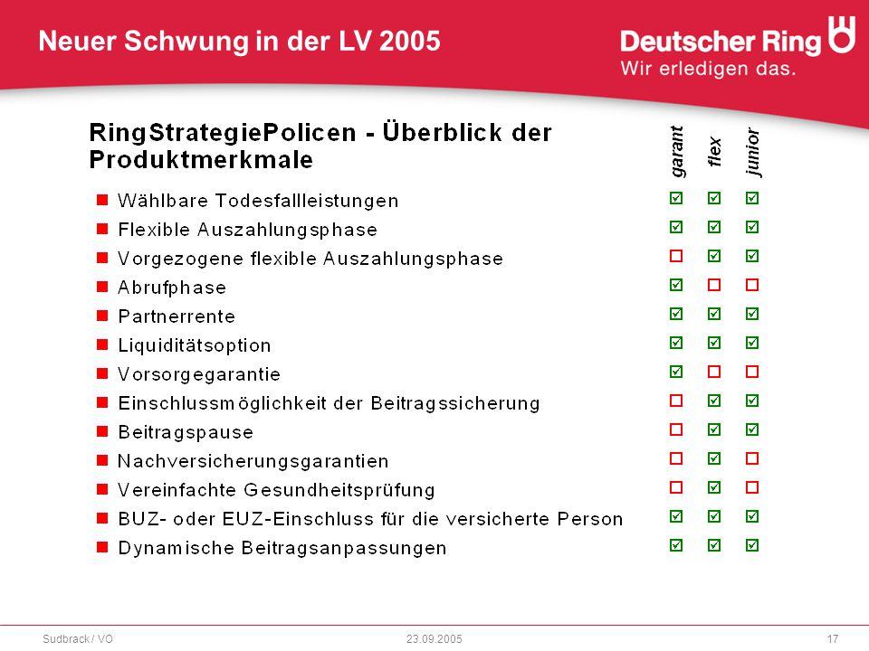 Sudbrack / VO 23.09.2005