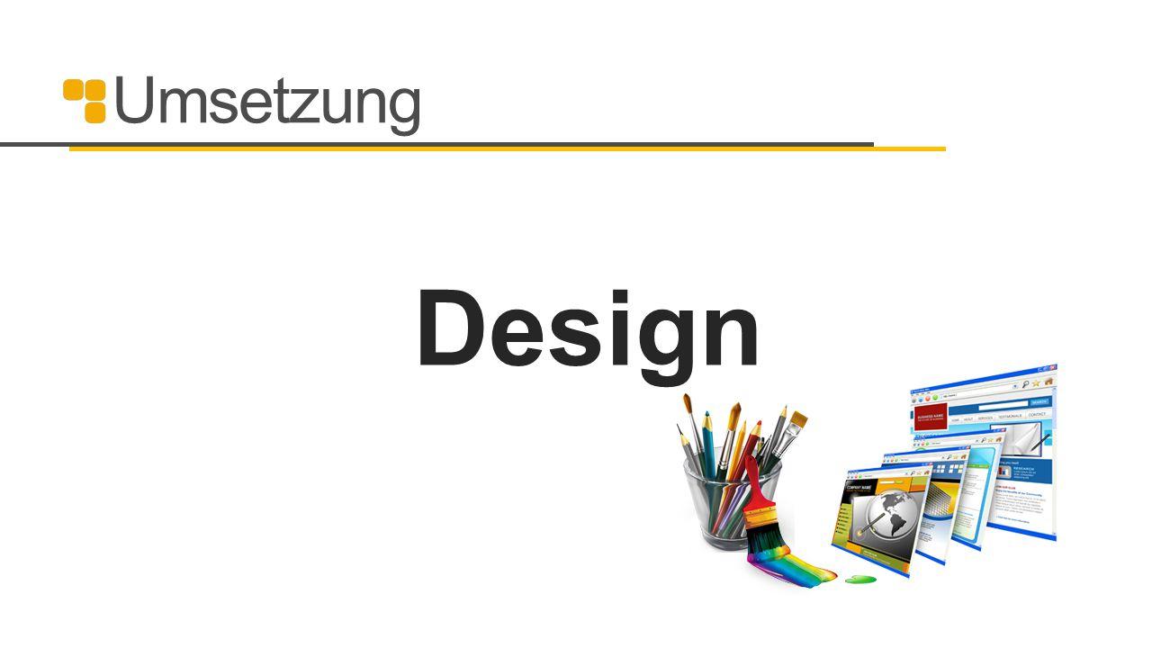 Umsetzung Design 14