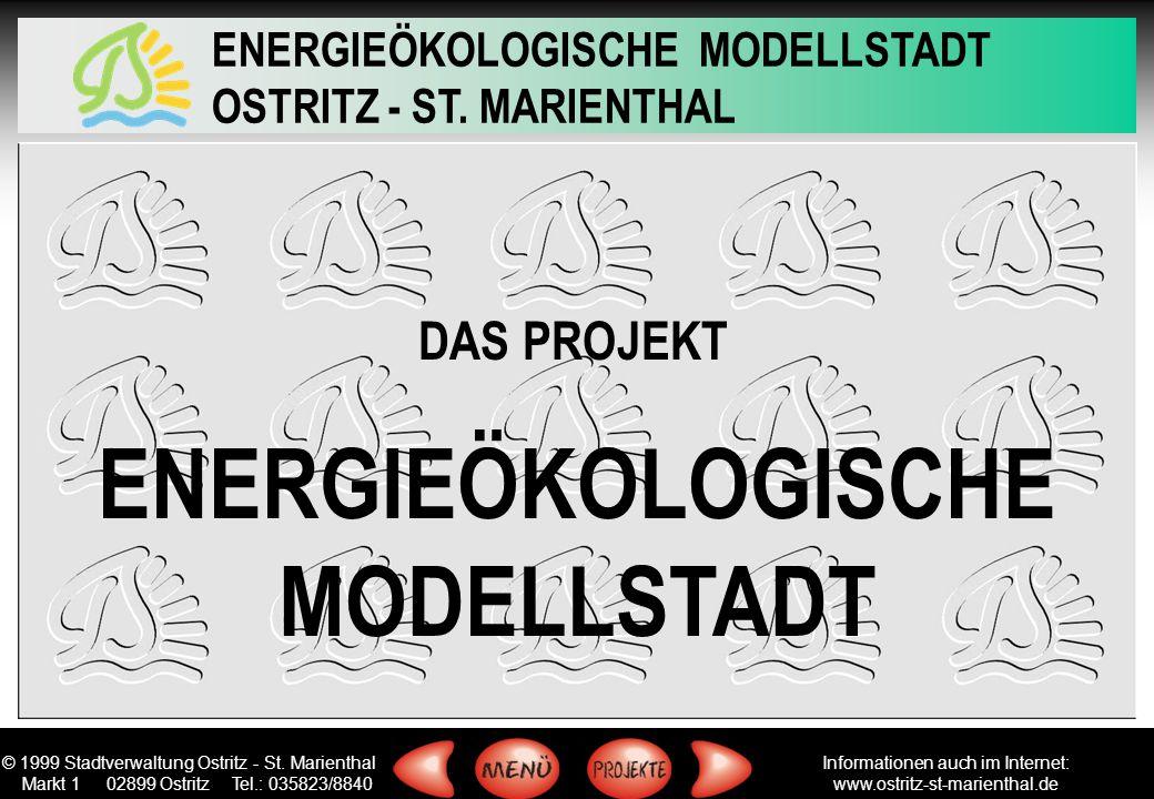 ENERGIEÖKOLOGISCHE MODELLSTADT