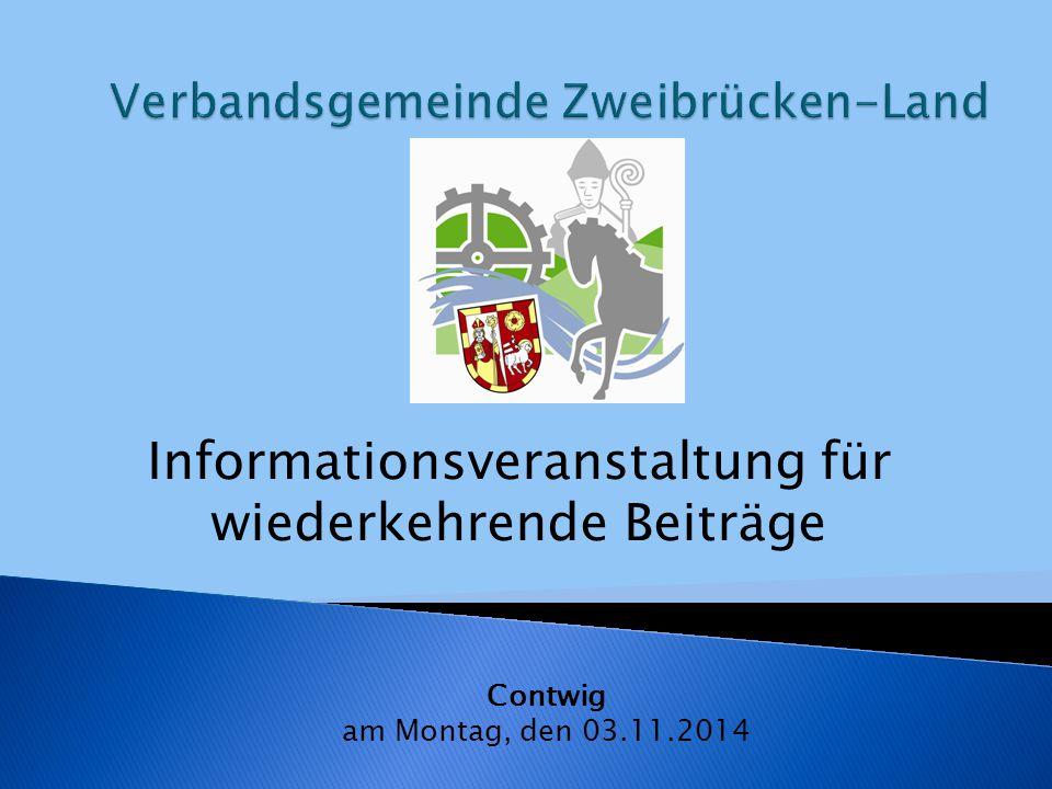Verbandsgemeinde Zweibrücken-Land