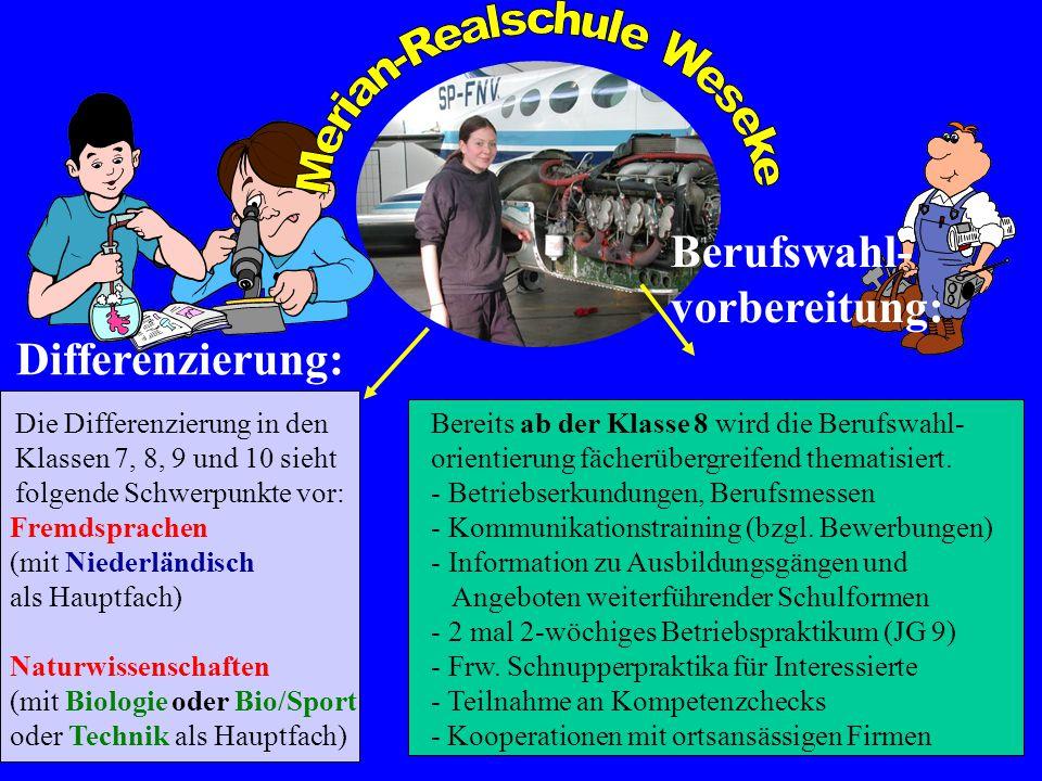 Merian-Realschule Weseke