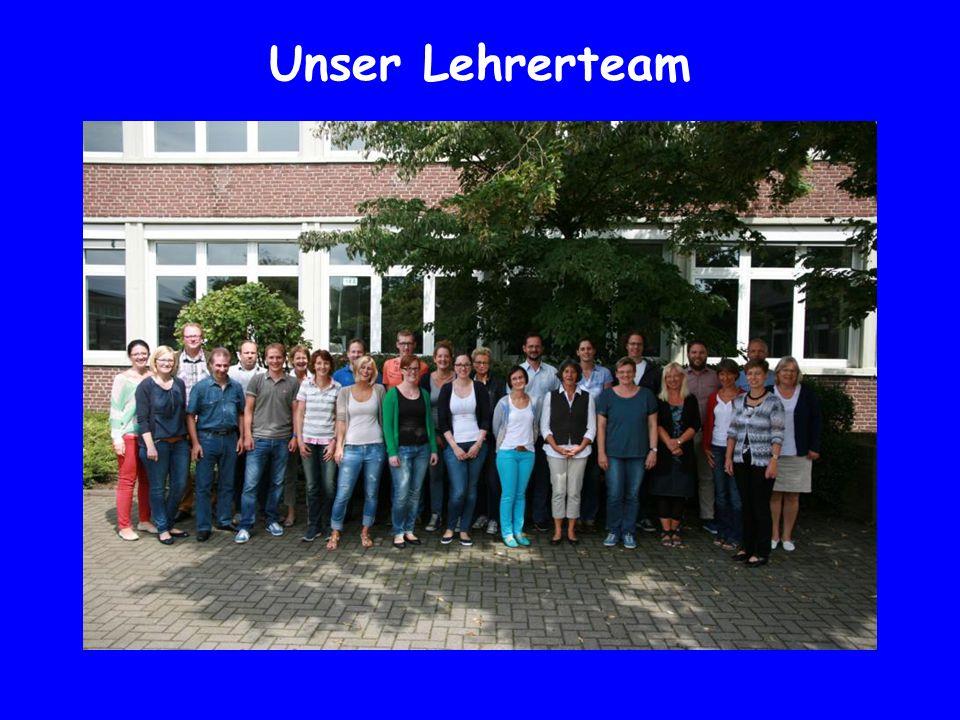 Unser Lehrerteam