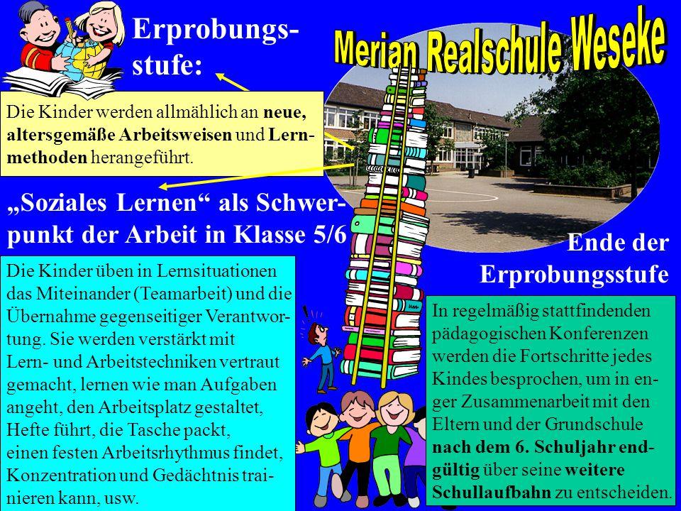 Merian Realschule Weseke