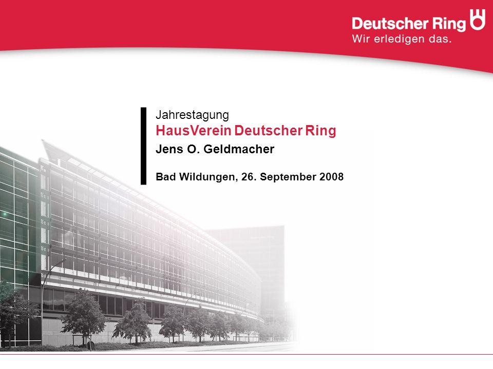 HausVerein Deutscher Ring