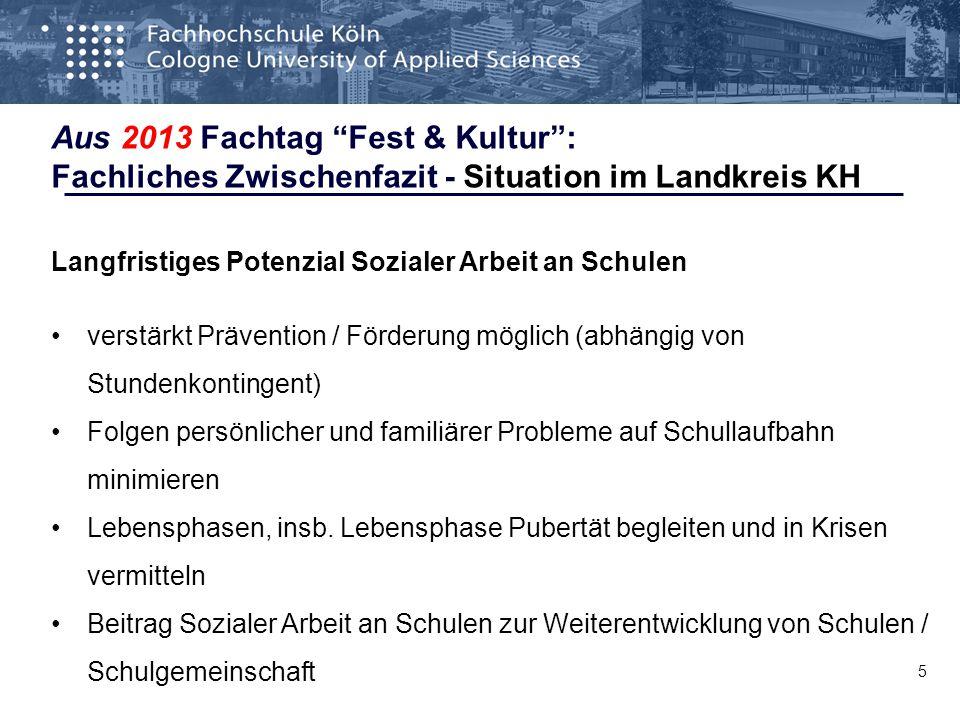 Aus 2013 Fachtag Fest & Kultur :