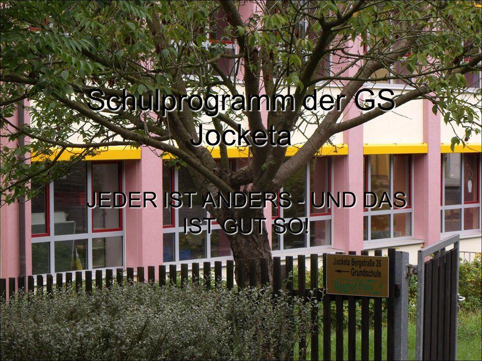 Schulprogramm der GS Jocketa