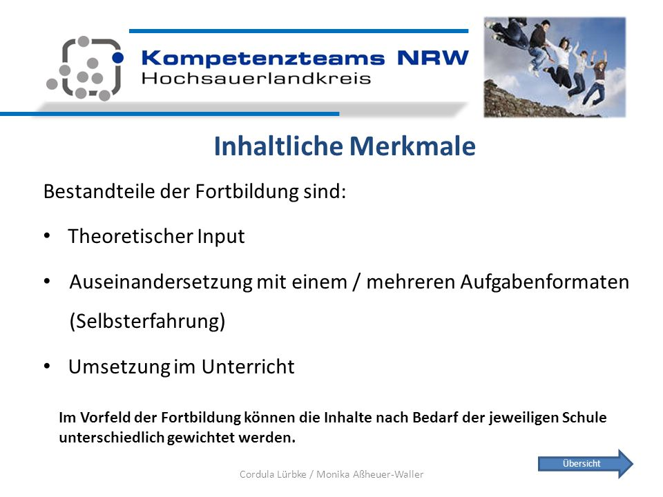 Cordula Lürbke / Monika Aßheuer-Waller