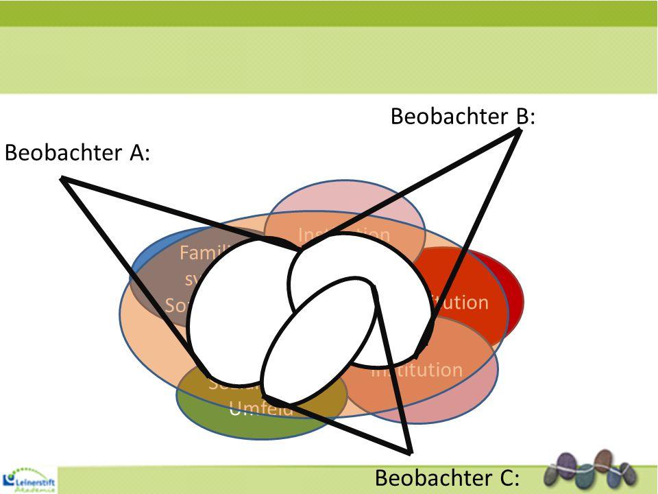 Gesellschaftlicher Kontext/ Rahmen