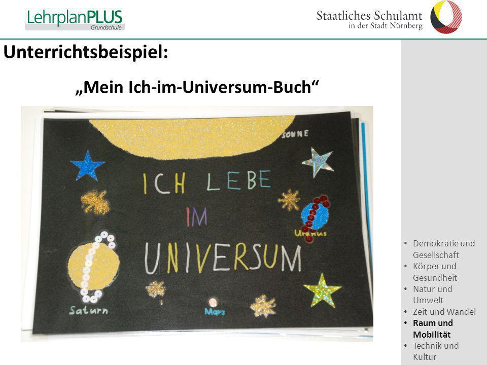 """""""Mein Ich-im-Universum-Buch"""