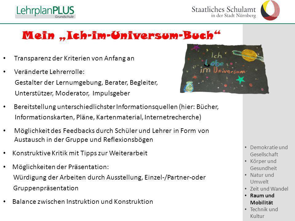 """Mein """"Ich-im-Universum-Buch"""