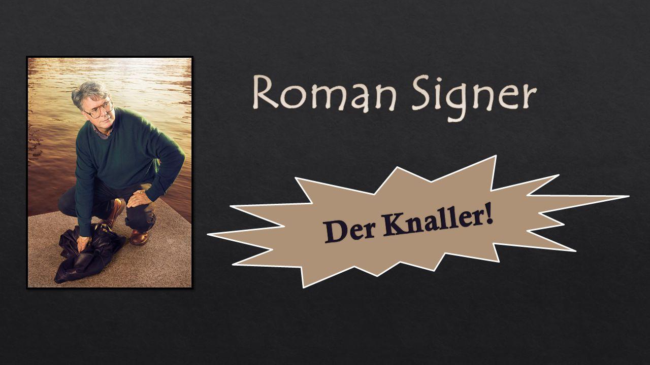 Roman Signer Der Knaller!