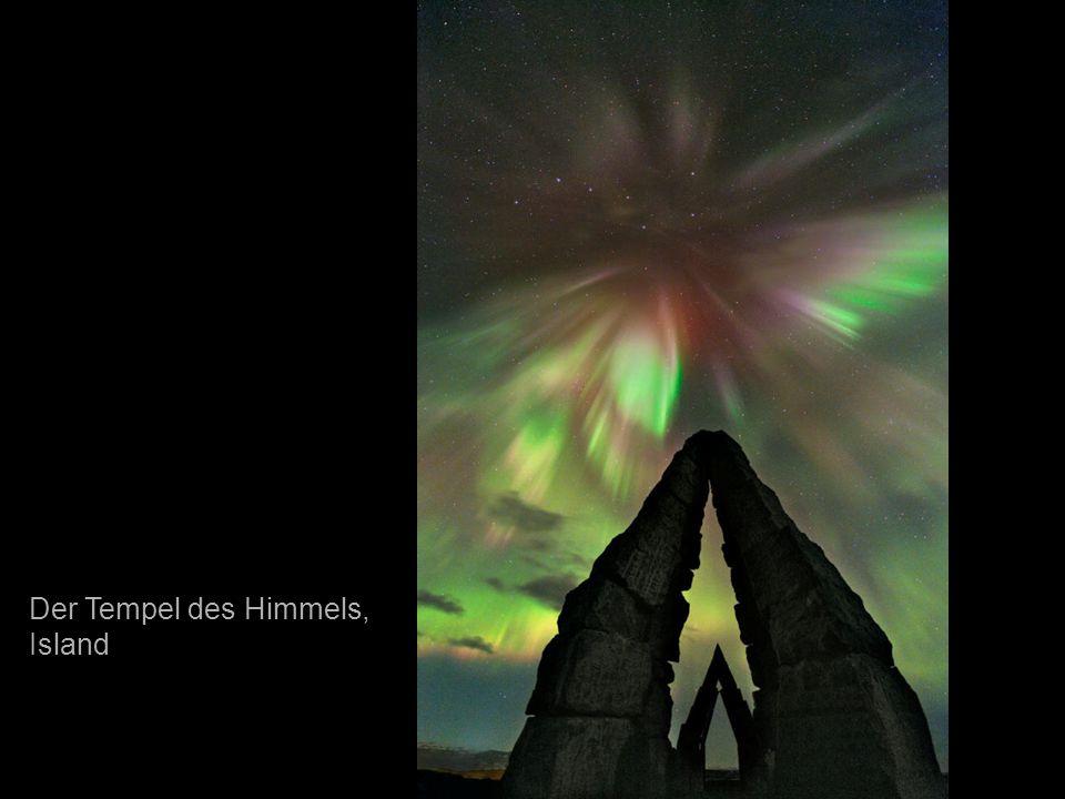 Der Tempel des Himmels, Island