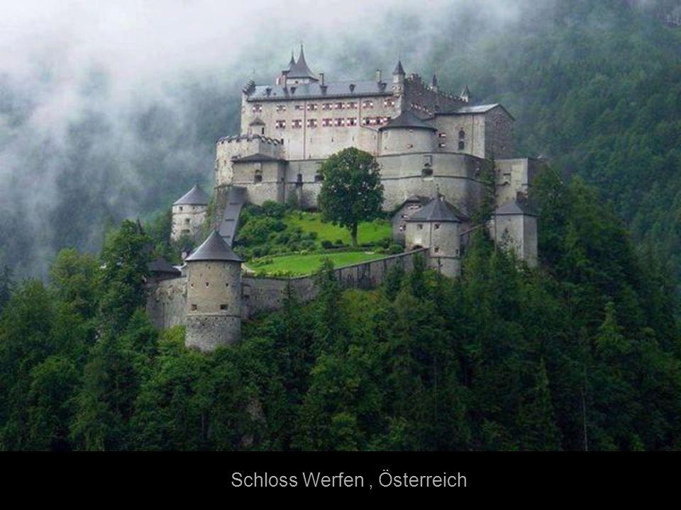 Schloss Werfen , Österreich