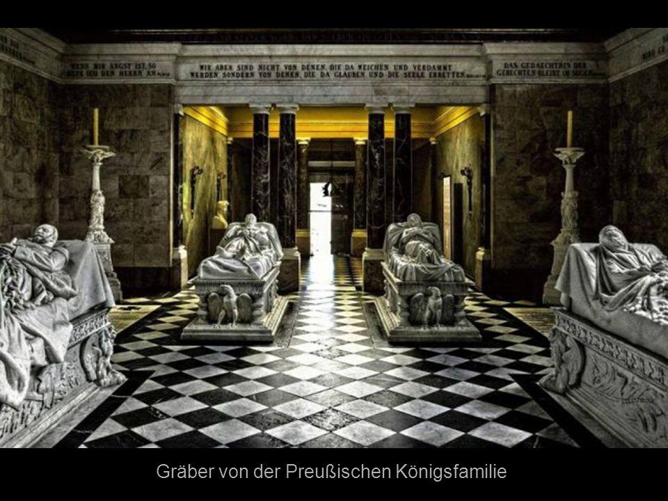 Gräber von der Preußischen Königsfamilie