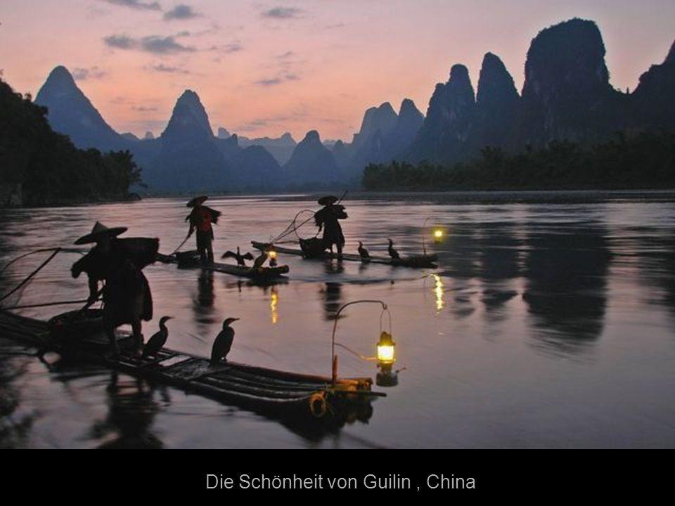 Die Schönheit von Guilin , China