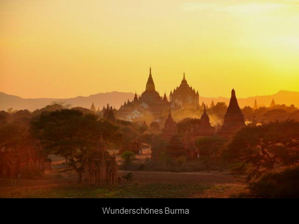 Wunderschönes Burma