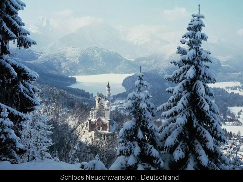 Schloss Neuschwanstein , Deutschland