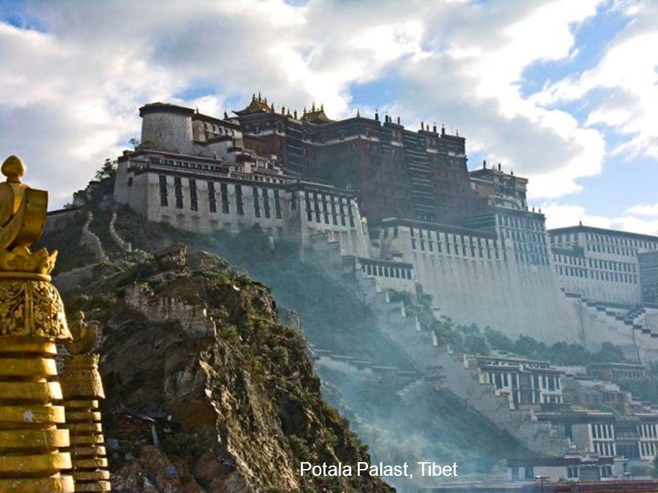 Potala Palast, Tibet