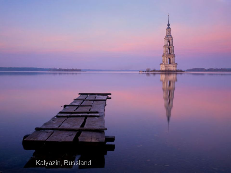 Kalyazin, Russland