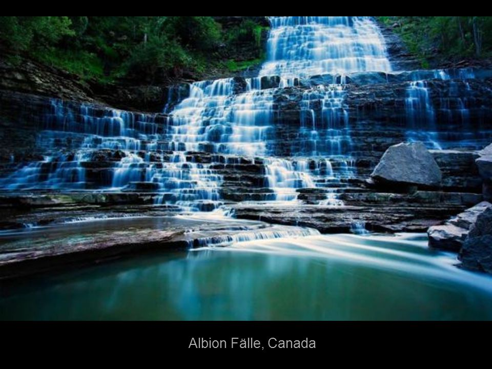 Albion Fälle, Canada