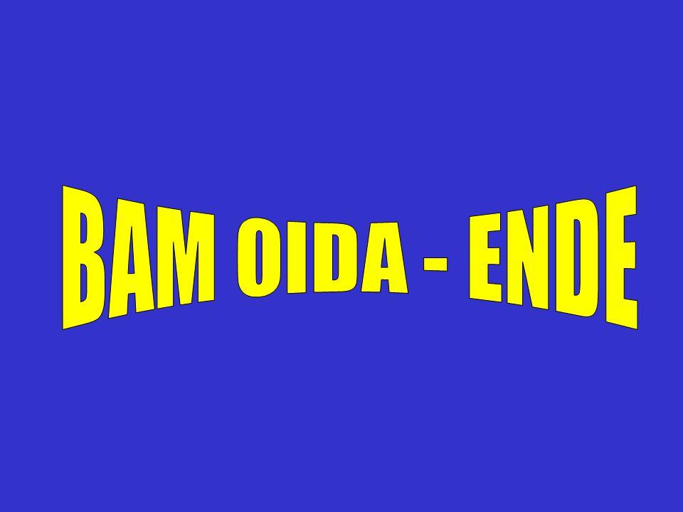 BAM OIDA - ENDE