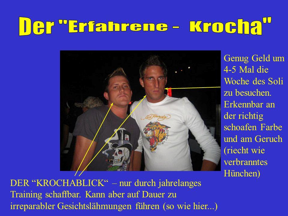 Der Erfahrene - Krocha