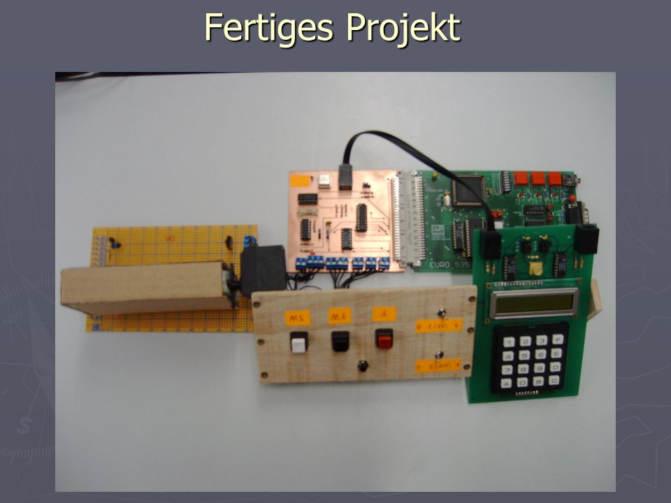 Fertiges Projekt