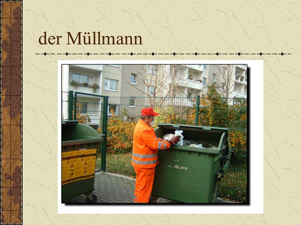 der Müllmann
