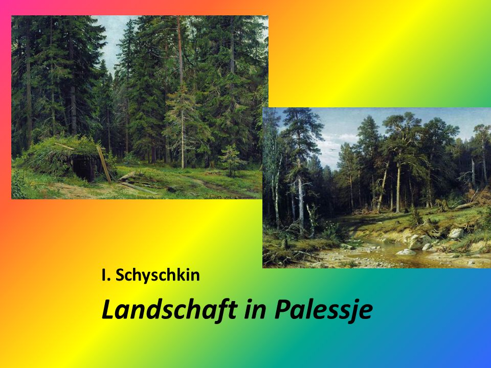Landschaft in Palessje
