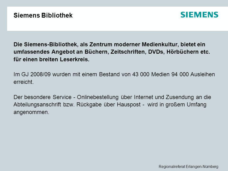 Siemens Bibliothek
