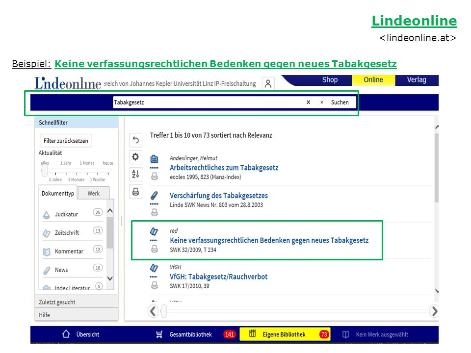 Lindeonline <lindeonline.at>