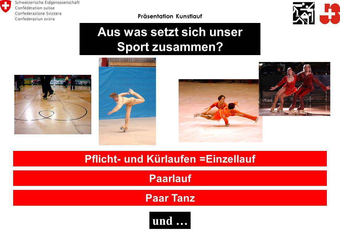 Aus was setzt sich unser Sport zusammen