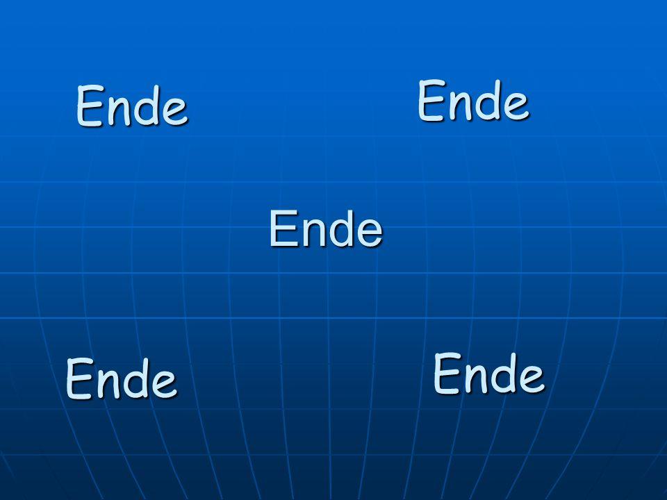 Ende Ende Ende Ende Ende