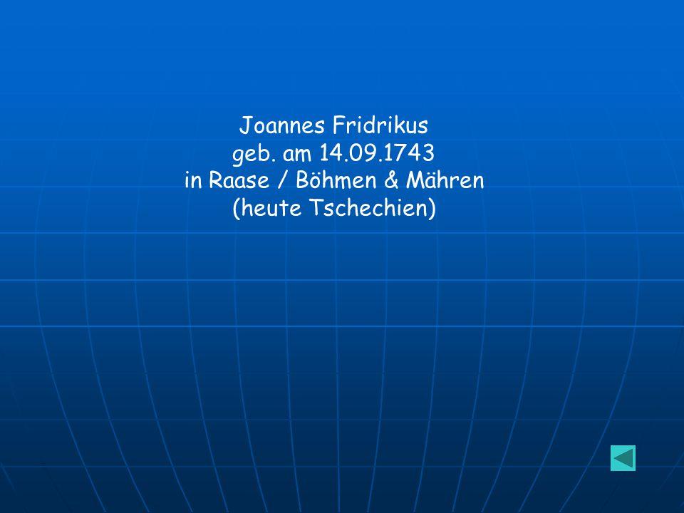 in Raase / Böhmen & Mähren