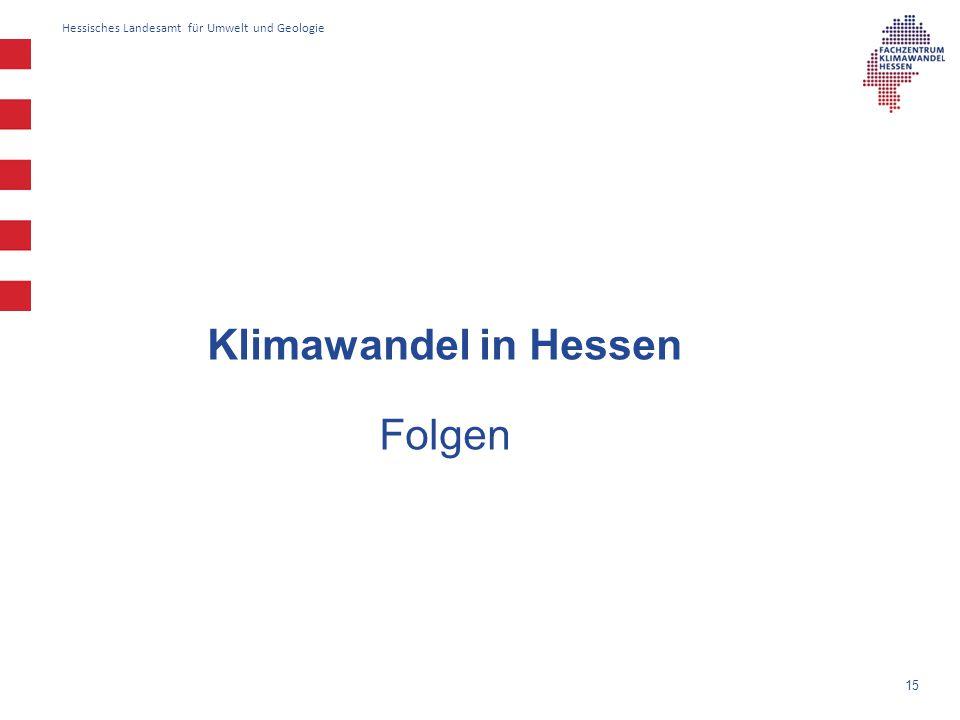 Klimawandel in Hessen Folgen 15