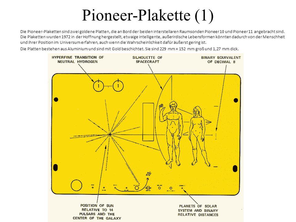 Pioneer-Plakette (1)