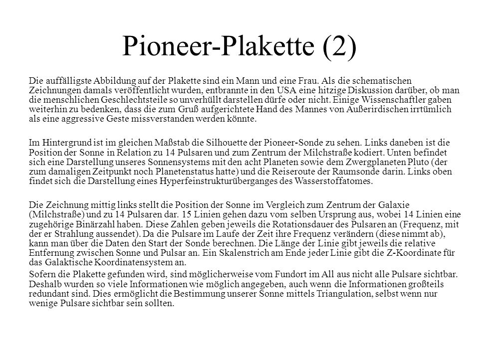 Pioneer-Plakette (2)