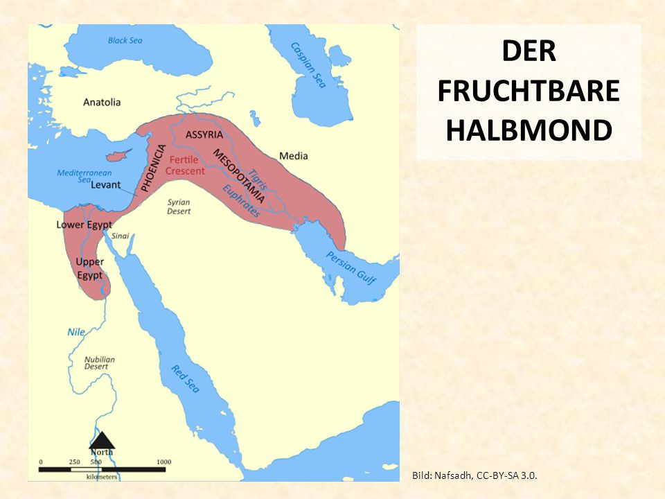 DER FRUCHTBARE HALBMOND