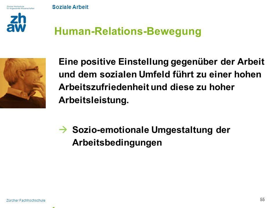 Human-Relations-Bewegung