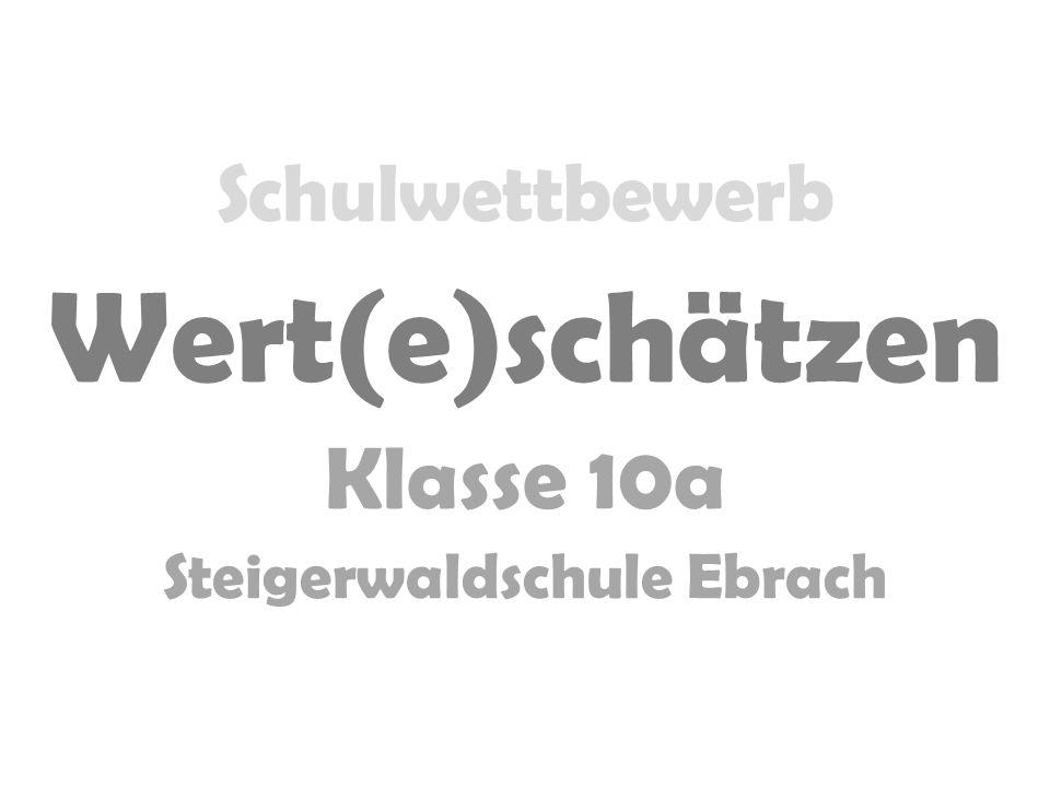 Steigerwaldschule Ebrach