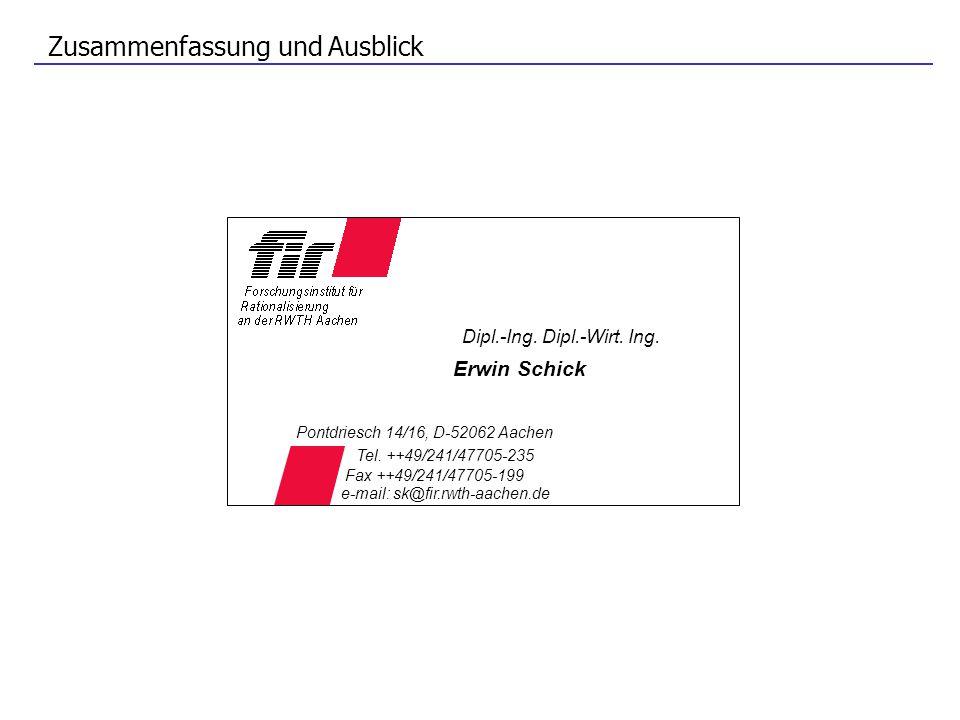 e-mail: sk@fir.rwth-aachen.de