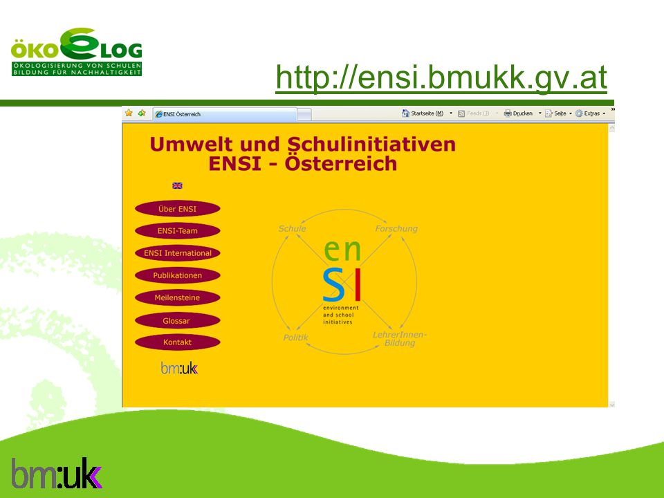http://ensi.bmukk.gv.at