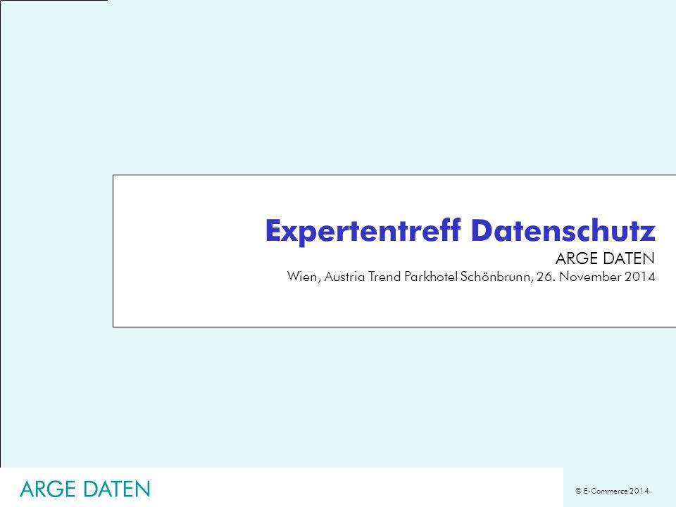 Expertentreff Datenschutz ARGE DATEN